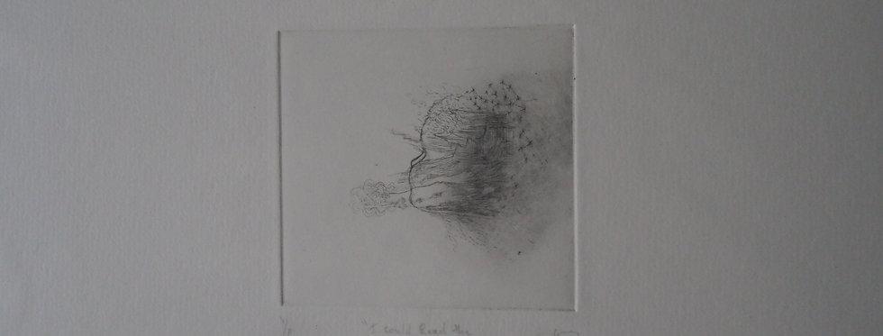 Fine Art Etching -  Nicole Tilley