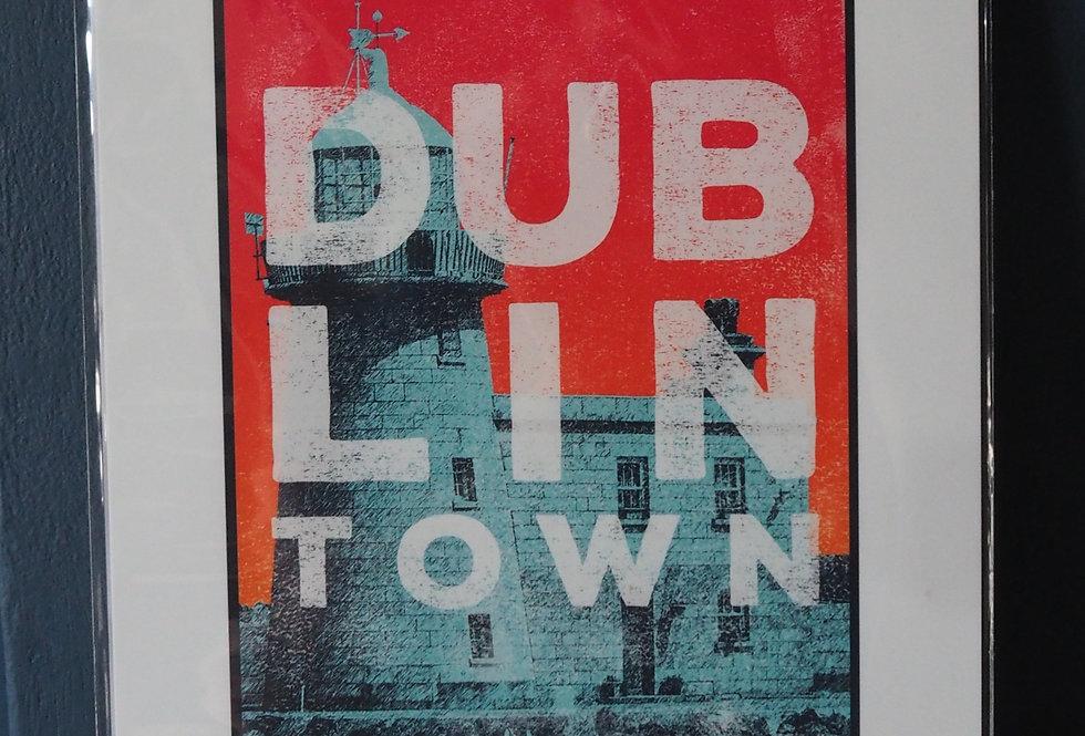 Howth Harbour Lighthouse Dublin Series Jando Design