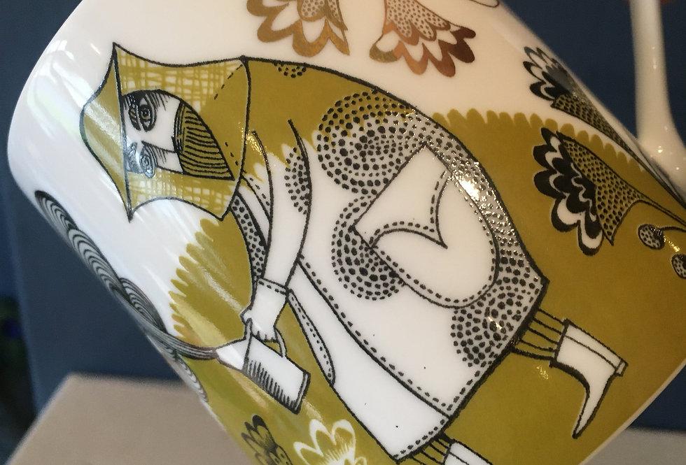 Retro Style BeeKeeper Grandpa Fine Bone China Mug- Lush