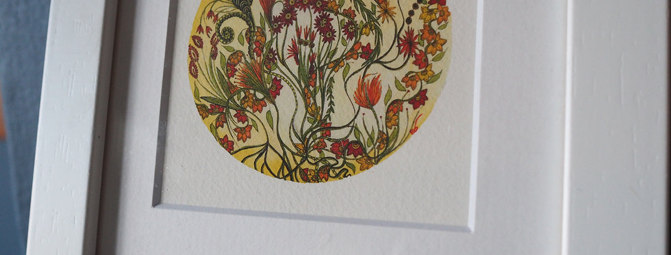 Connecting with Nature- Limited Edition Signed Artist Print- Eimear Brennan