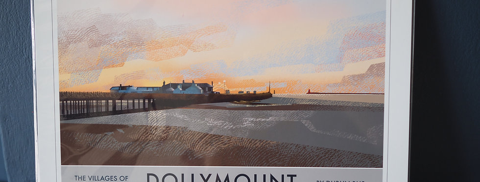 Dollymount- Villages of Dublin A4 Signed Artist Print