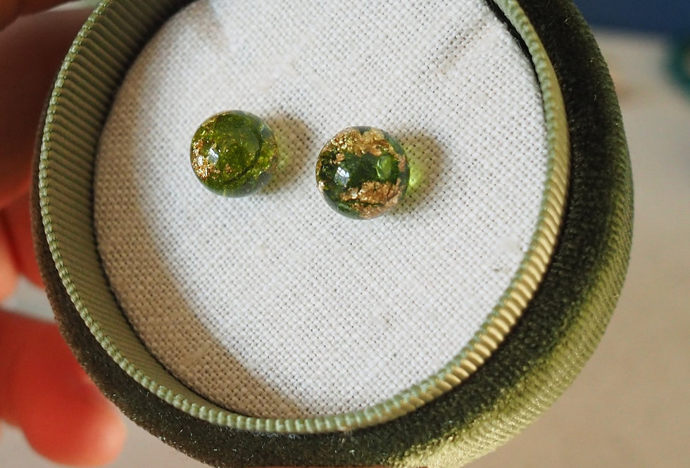 Forest Pixie DewDrop Earrings - Lost Forest