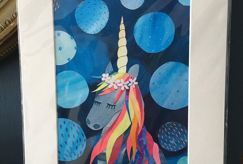 Luna Signed Artist print