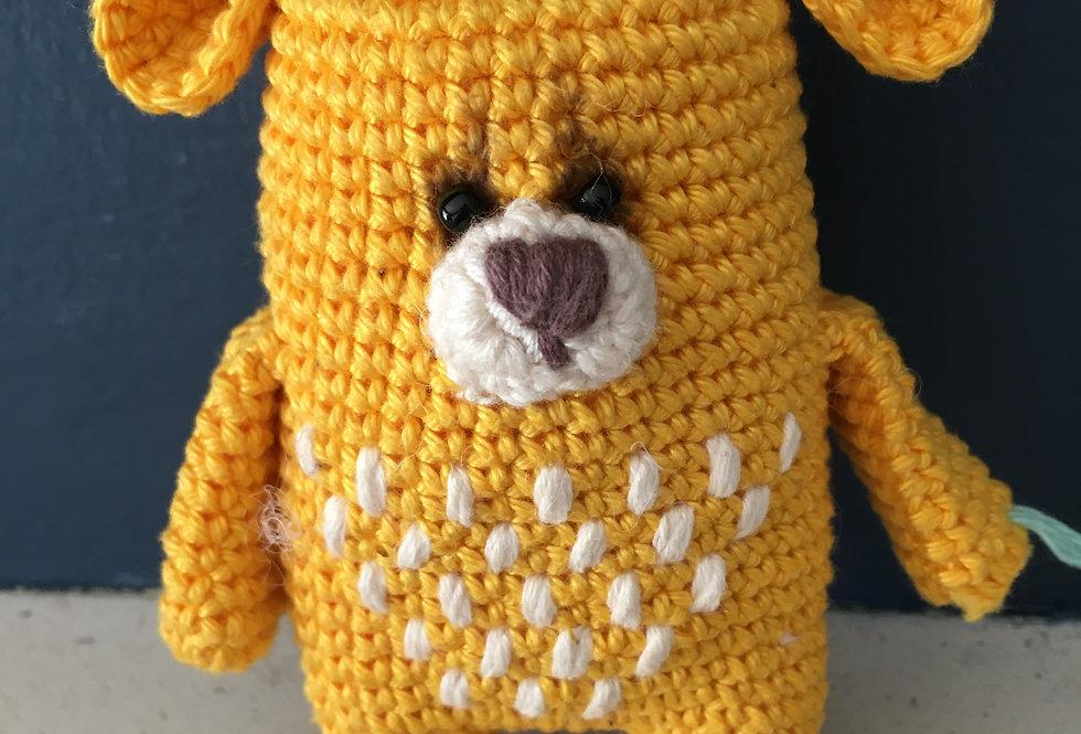 Handmade Mini Bear