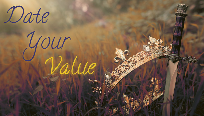 Date Your Value - yellow filter - no tag
