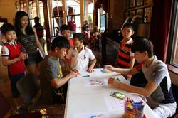 international adopted child reunion Acrobats of China Branson (4)