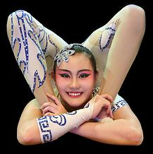 Acrobats of china Child Reunion