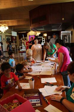 international adopted child reunion Acrobats of China Branson (11)