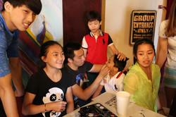 international adopted child reunion Acrobats of China Branson (123)