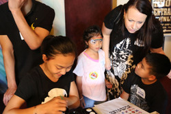international adopted child reunion Acrobats of China Branson (91)