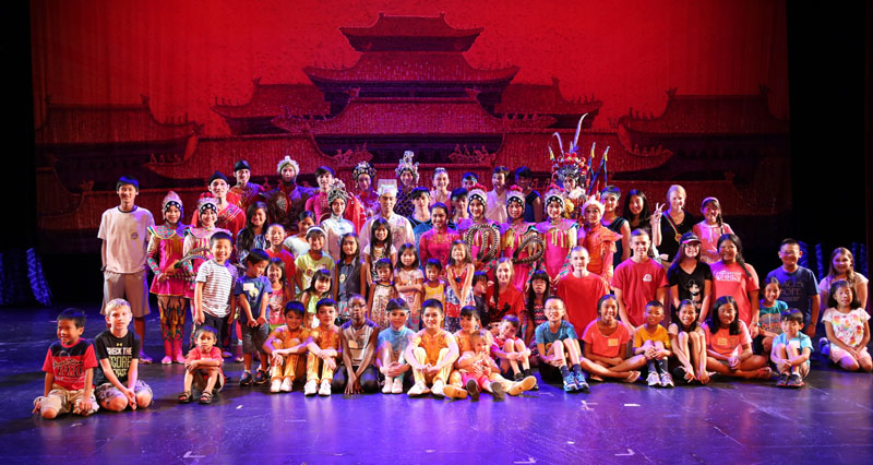 international adopted child reunion Acrobats of China Branson (162)