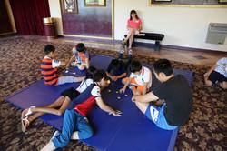 international adopted child reunion Acrobats of China Branson (106)