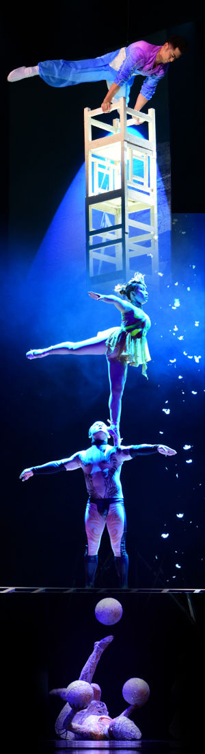 Hunan Acrobatics Branson