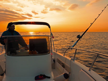Tips to Consider When Preparing for a Night Fishing Charter