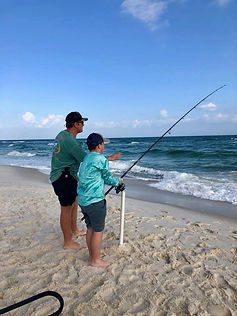 Shore Fishing Charters - Orange Beach, AL