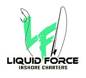Liquid Force Inshore Charters | Logo