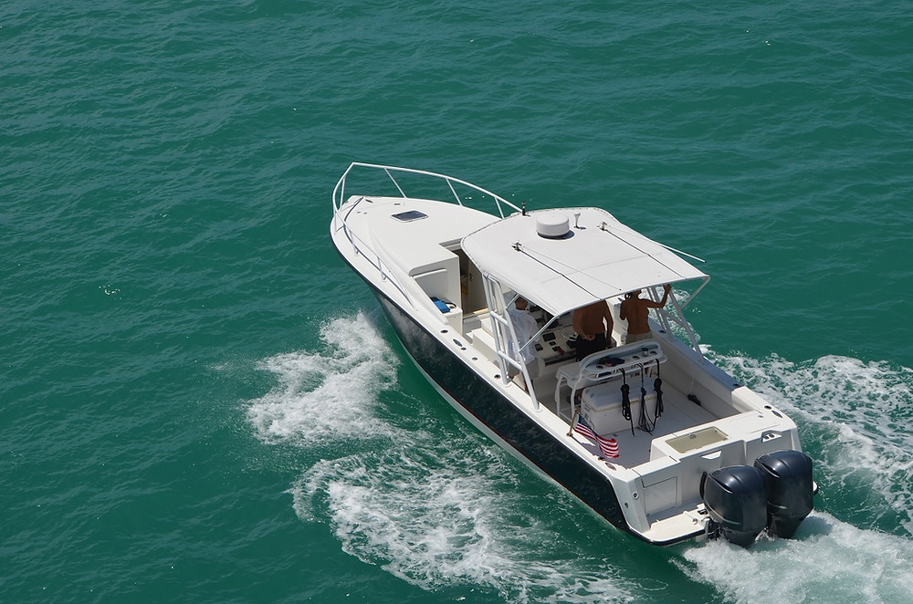 Liquid Force Inshore Charters Fishing on Boat
