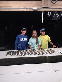 Overnight Fishing Charters - Orange Beach, AL