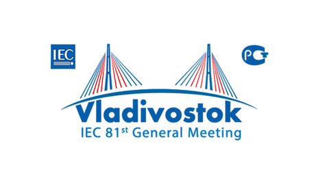 IEC 81st General Meeting in Vladivostok