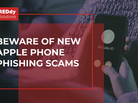 Beware of New Apple Phone Phishing Scams