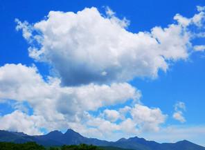 八ヶ岳山麓に夏到来!
