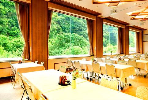横谷温泉旅館,コンベンションホール花小箱