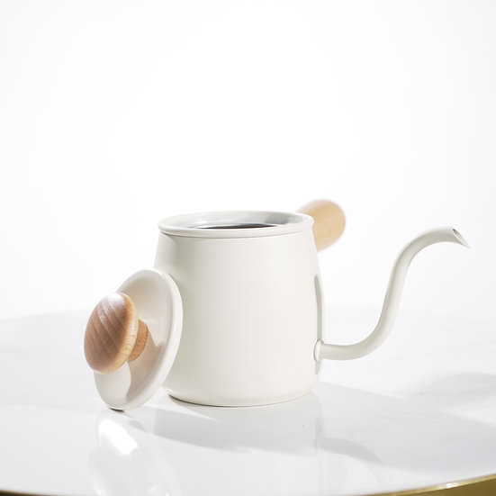 Drip Bag Server with kettle
