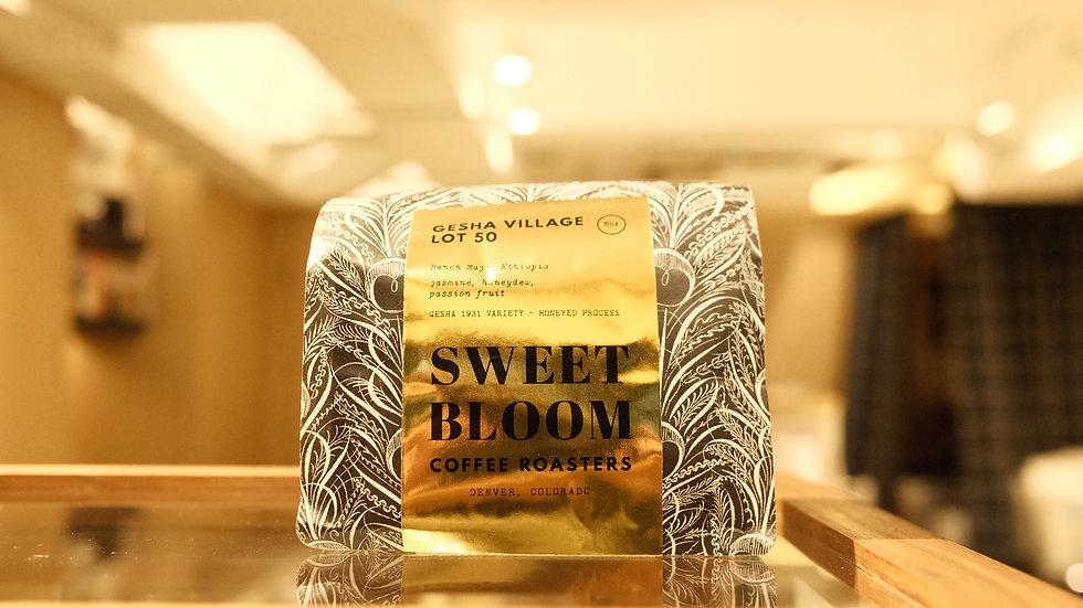 [Sweet Bloom] Gesha Village Lot-50 (6oz)