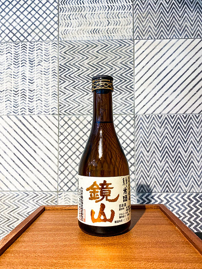 鏡山 酒武藏 純米