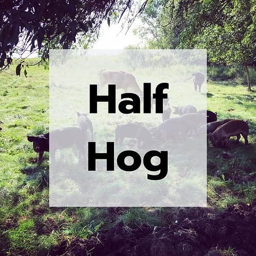 Half Hog Deposit