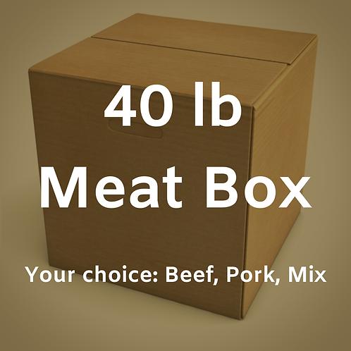 Double Beef Box