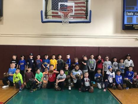 St. A's Baseball / Softball Clinics