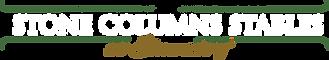 StoneColumnsStables_LogoWhiteGold.png