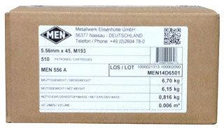 MAGTECH M193 5.56X45 55GR 510RD