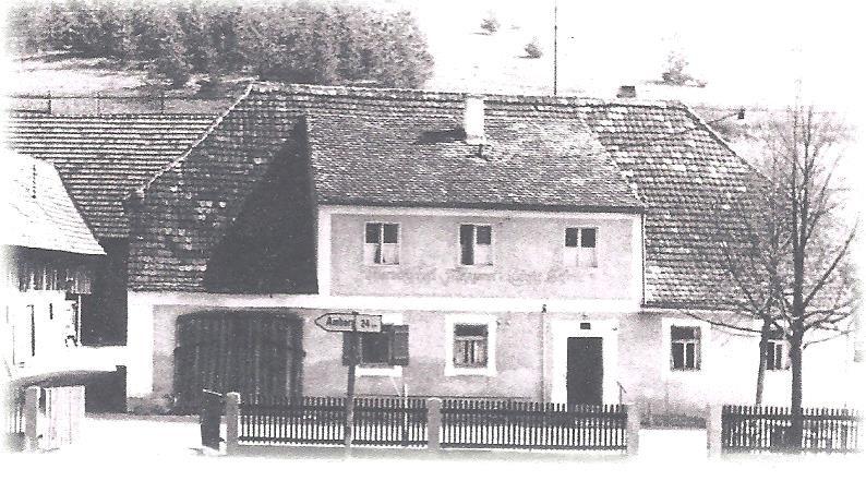 Lindenhof um 1930