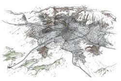 Entorno macro geografico de Santiago