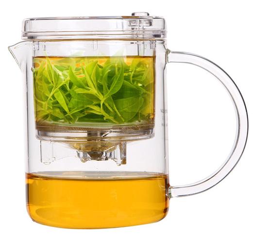 Samadoya One Press Tea Maker (Glass)