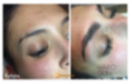 microblading eyebrows permanent makeup