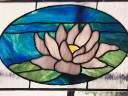Waterlily Panel