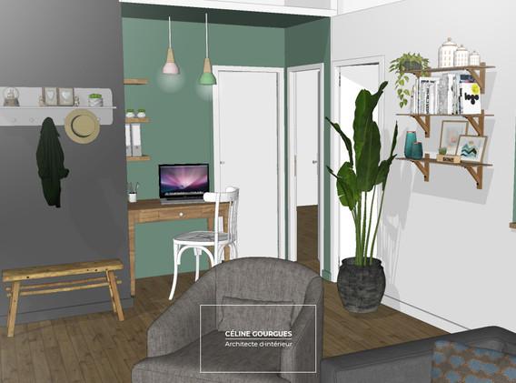 Appartement Rochepaule
