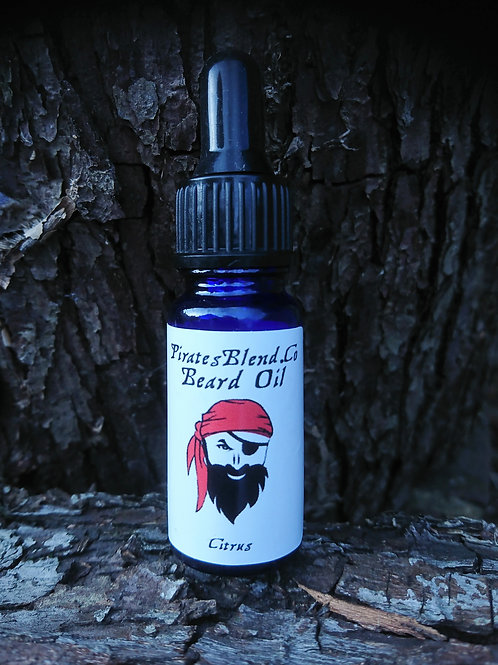 PRATES BLEND CITRUS BEARD OIL