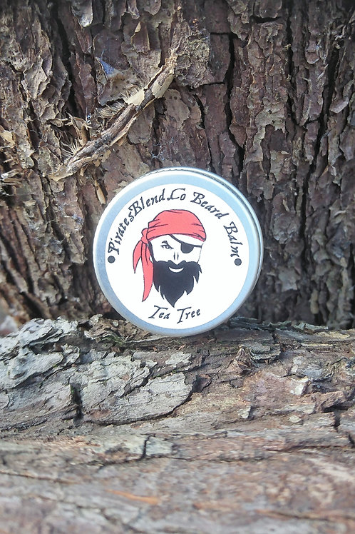 PRATES BLEND TEA TREE BEARD BALM
