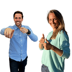 Sabrina Schneider und Marco Röhl im Business Humanizer für Unternehmer