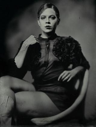 Lorena, bailarina