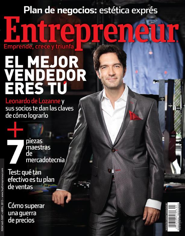 Portada Entrepreneur