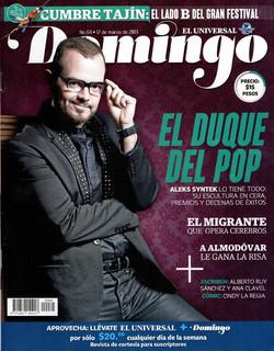 Portada Revista Domgo