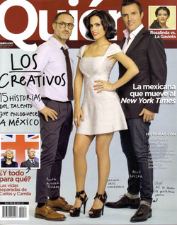 Portada Revista Quién