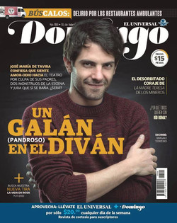 Portada Revista Domingo