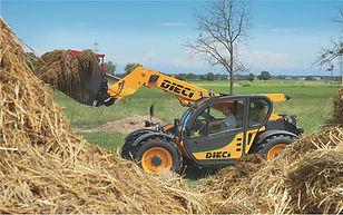 Telehandler dieci Agri Farmer Agriculture