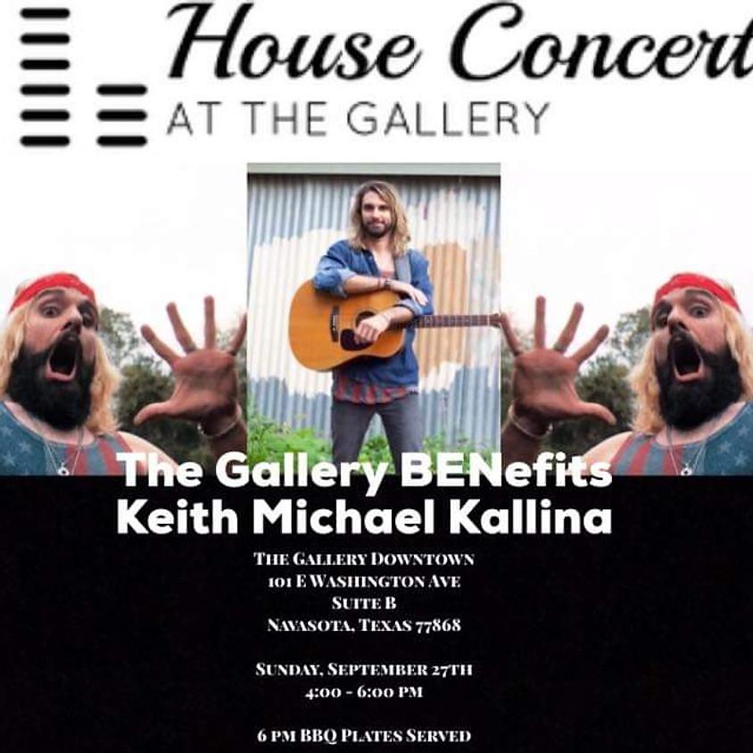 The Gallery BENefits: Keith Michael Kallina